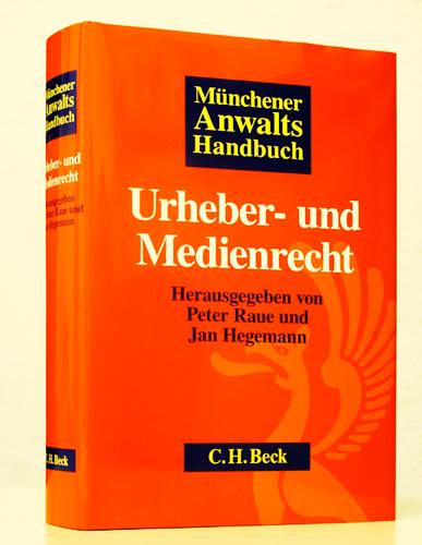 Münchner AnwaltsHandbuch Urheber- und Medienrecht